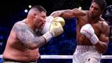 Joshua ist Weltmeister im Schwergewicht