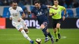 Keine Tore bei Marseille - PSG – Remis auch im Derby d'Italia