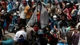 «Indien kann sich den Lockdown nicht mehr leisten» (Artikel enthält Audio)