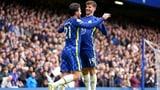 7 Tore: Chelsea schiesst Norwich aus dem Stadion