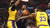 Leonards Clippers schlagen James' Lakers im Derby