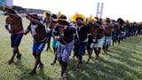 Indigene kämpfen für eine intakte Umwelt (Artikel enthält Video)
