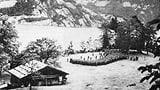 Historia contemporana 1933-1945: la Svizra en il temp critic (Artitgel cuntegn audio)