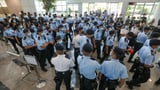 Hongkonger Behörden gehen gegen Zeitung vor (Artikel enthält Video)