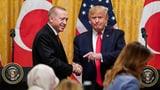 Trump lobt Erdogan – trotz Spannungen (Artikel enthält Video)