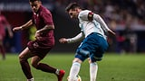 Niederlage für Messi bei Albiceleste-Comeback