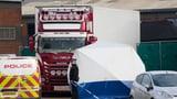 Behörden führen Hausdurchsuchung in Nordirland durch (Artikel enthält Video)