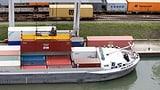 Situation für Rheinschifffahrt hat sich vorübergehend entspannt (Artikel enthält Audio)