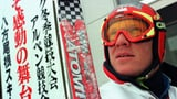 Hermann Maiers Abflug in Nagano (Artikel enthält Video)