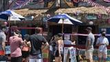 Kalifornien macht Lockerungen weitgehend rückgängig (Artikel enthält Video)