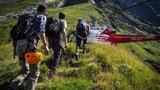 «Schweiz aktuell» hoch über Grindelwald