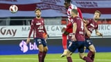 Servette verzweifelt an Sion und Goalie Fickentscher (Artikel enthält Video)