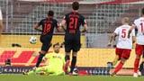 Leipzig schenkt Köln auswärts 4 Tore ein  (Artikel enthält Audio)