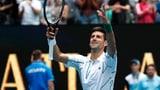 Djokovic souverän – Thiem brilliert neben dem Platz