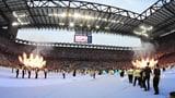 Winterspiele 2026 gehen an Mailand/Cortina (Artikel enthält Audio)