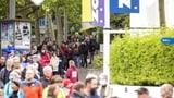Grosser Andrang vor dem Zürizoo, reger Betrieb im Basler «Zolli» (Artikel enthält Audio)
