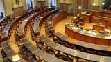 St. Galler Parlament tagt wieder, aber nicht zur Spitalstrategie (Artikel enthält Audio)