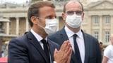 Frankreich: Generelle Maskenpflicht wird ein Thema (Artikel enthält Video)