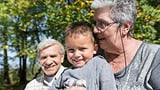 Geschichten über Grosseltern und Enkelkinder