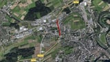 Autobahnüberdachung Freiburg soll geplant werden (Artikel enthält Audio)