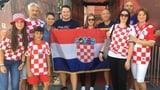 Cuminanza croata tuttina loscha da lur equipa (Artitgel cuntegn galaria da maletgs)