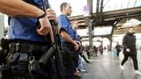 Schweiz fährt Sicherheitsmassnahmen hoch