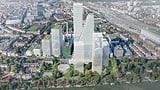 Roche plant in Basel drei weitere Hochhäuser (Artikel enthält Audio)