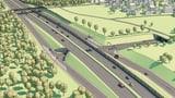 Ja zum Autobahnanschluss Rorschach (Artikel enthält Video)