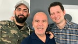 Wachwerden mit Guy Landolt, Hamza Raya und Fabian Unteregger (Artikel enthält Video)