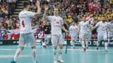 Euro Floorball Tour: Schweizer Unihockeyaner schlagen Tschechien