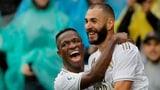 Real und Barcelona siegen – Juve mit Nullnummer