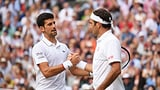 Löst Djokovic Federer auf dem Sofa als «ewige Nummer 1» ab? (Artikel enthält Video)