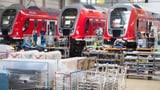 Alstom will Bombardier-Zugsparte übernehmen (Artikel enthält Video)
