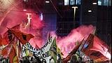 Scharmützel überschatten Anti-WEF-Demo (Artikel enthält Video)