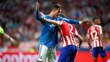 Juventus verspielt bei Atletico 2:0-Führung – Bayern siegen klar (Artikel enthält Video)