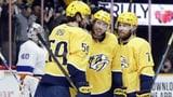 Josi verhilft Teamkollege Smith zu erstem NHL-Hattrick