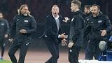 Magnin: «Der Schiedsrichter war entscheidend» (Artikel enthält Video)
