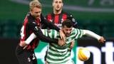 Ajetis Celtic taucht gegen Milan – Gavranovic ohne Torerfolg (Artikel enthält Video)