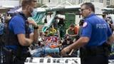 Longchamp: «Gute Gründe für Demonstrationsverbot vor Bundeshaus» (Artikel enthält Audio)