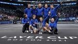 Team Europa gewinnt den Laver Cup überlegen