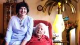 Video «Betreuung zu Hause – Auch die Betreuerin braucht mal Pause» abspielen