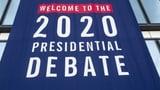 Ab 3 Uhr live: Donald Trump und Joe Biden im TV-Duell (Artikel enthält Video)