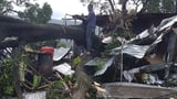 Zyklon fordert erstes Todesopfer (Artikel enthält Video)