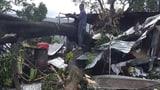Zyklon fordert erste Todesopfer (Artikel enthält Video)
