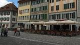 Beizen und Läden in Luzern dürfen Aussenfläche besser nutzen (Artikel enthält Audio)
