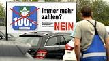 Gegner der 100-Franken-Vignette: «Zeichen für die Zukunft» (Artikel enthält Video)