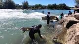 Schlange stehen für das «Hawaii» im Aargau (Artikel enthält Video)