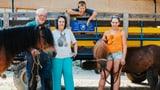Urs und Anita Baerfuss – Ponyhof in Reinach BL (Artikel enthält Video)