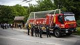Lausanner Polizei entfernt Fussballtore (Artikel enthält Video)
