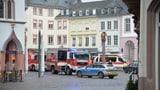 Trier (D): Auto rast in Fussgängerzone – mehrere Tote bestätigt (Artikel enthält Audio)